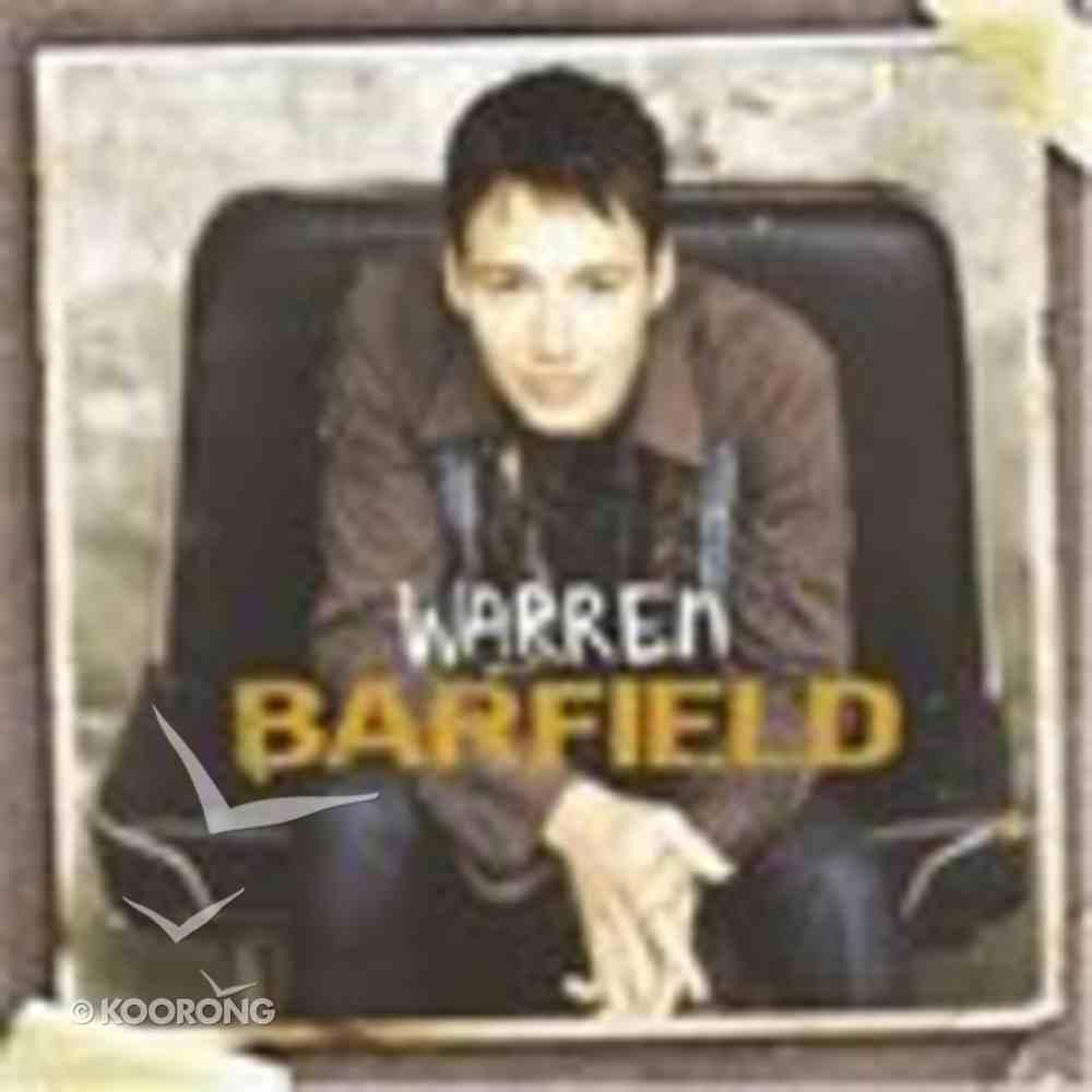 Warren Barfield CD