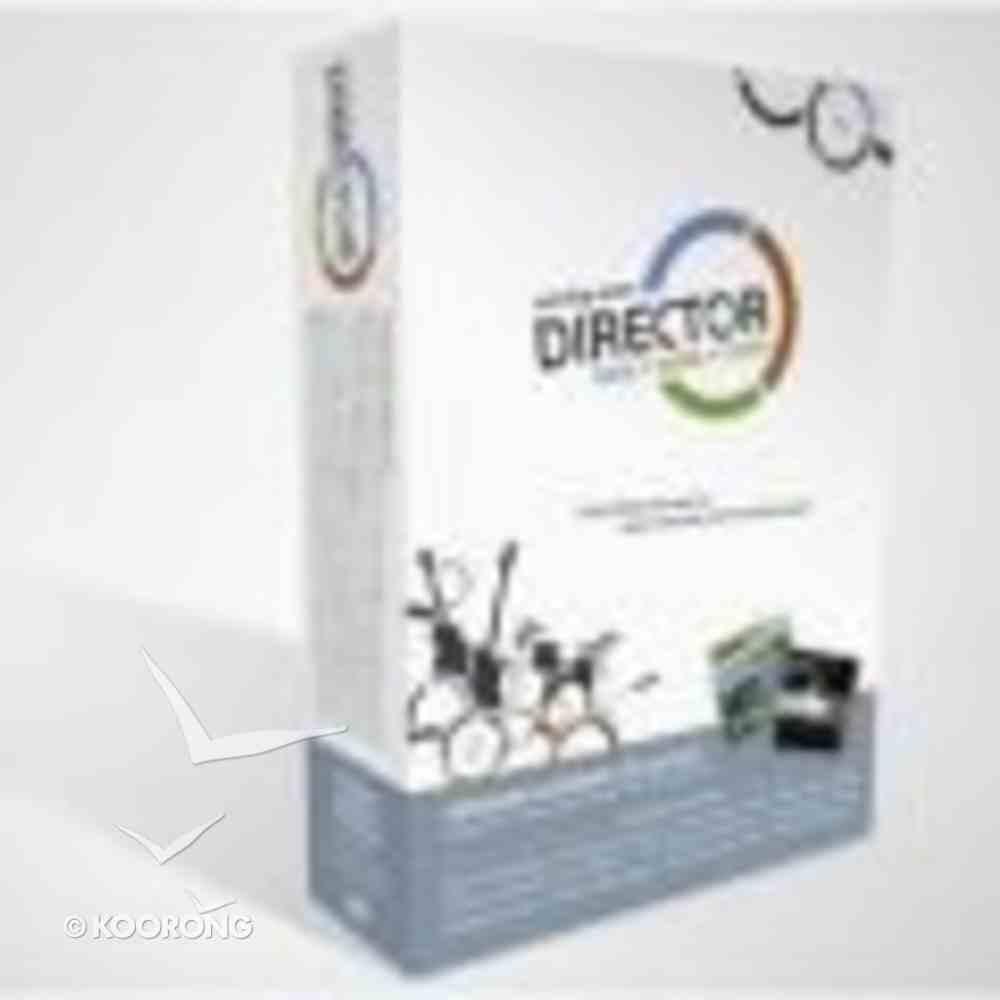 Worship Team Director Volume 1 (8-dvd Band Pack) DVD