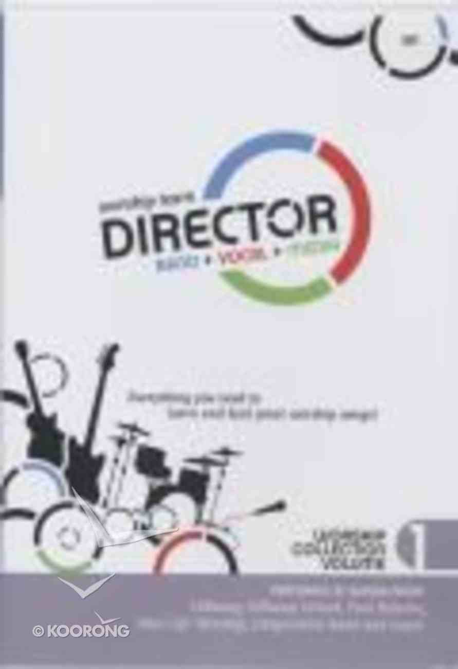 Worship Team Director Volume 1 Drums/Percussion DVD