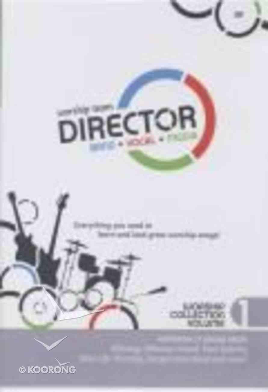 Worship Team Director Volume 1 Media DVD