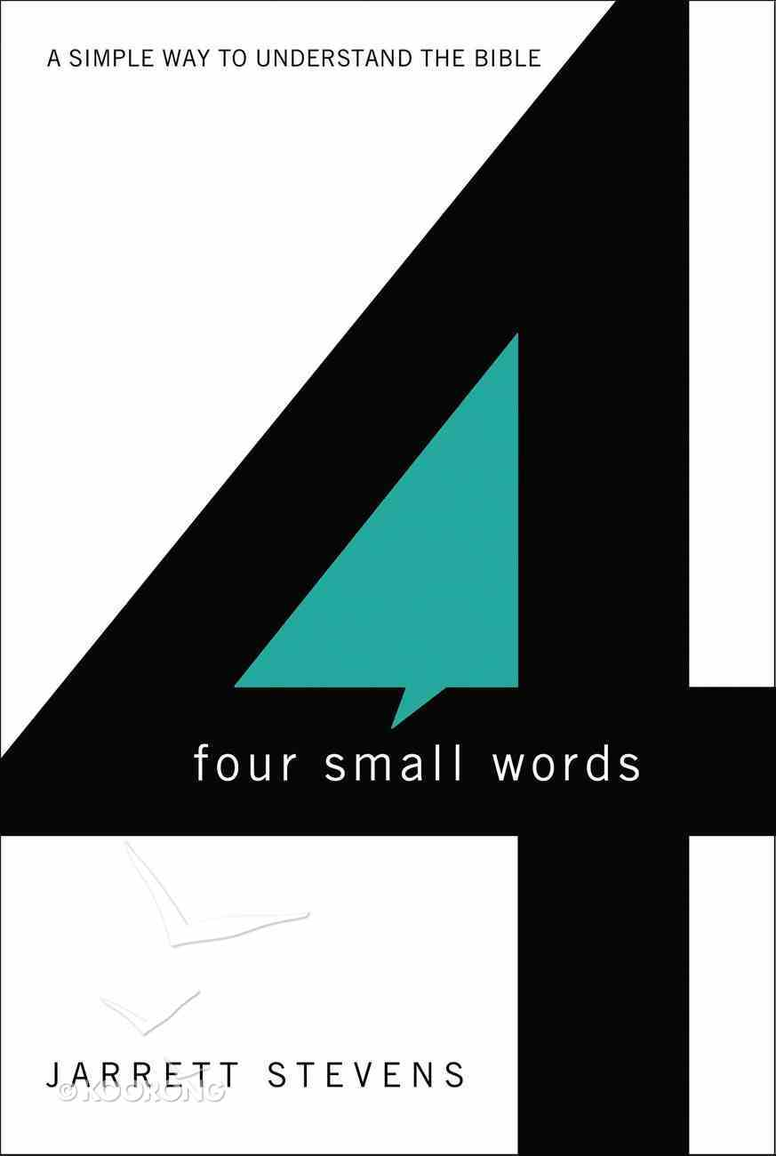 Four Small Words Paperback