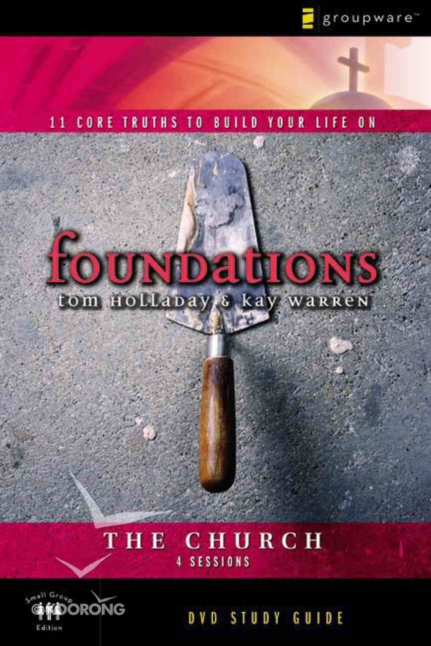 Foundations: Church (Participant's Guide) Paperback