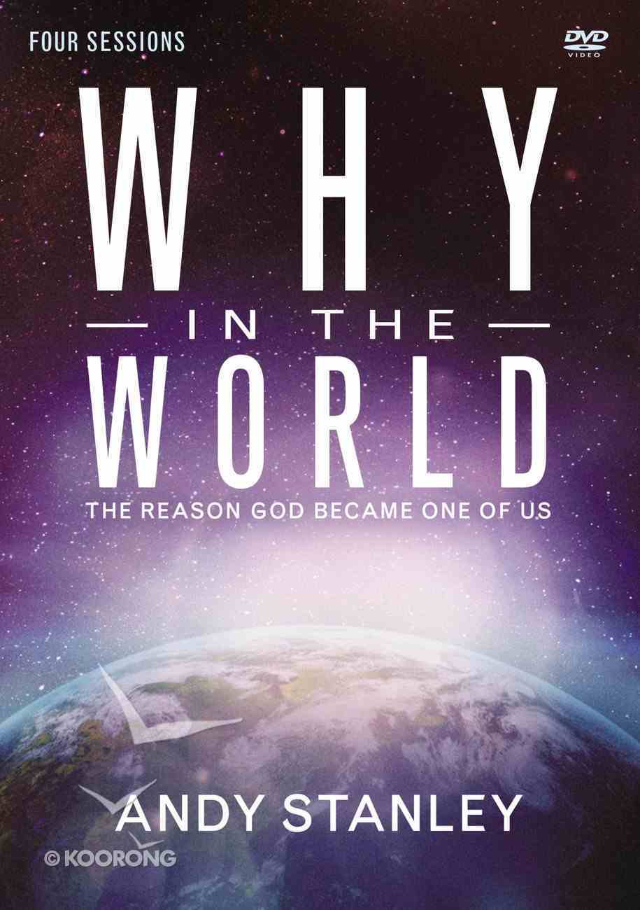 Why in the World (A Dvd Study) DVD