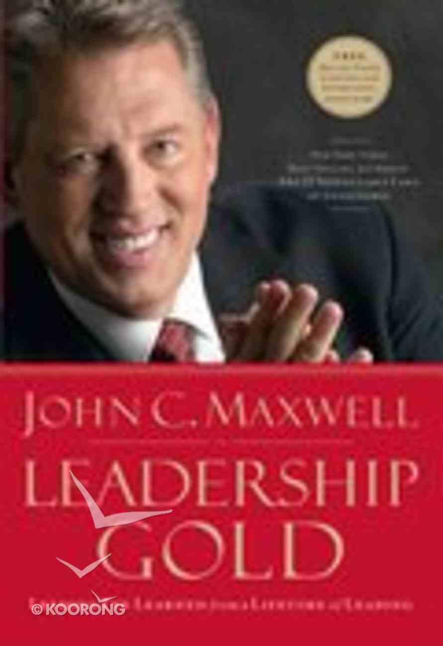 Leadership Gold Hardback