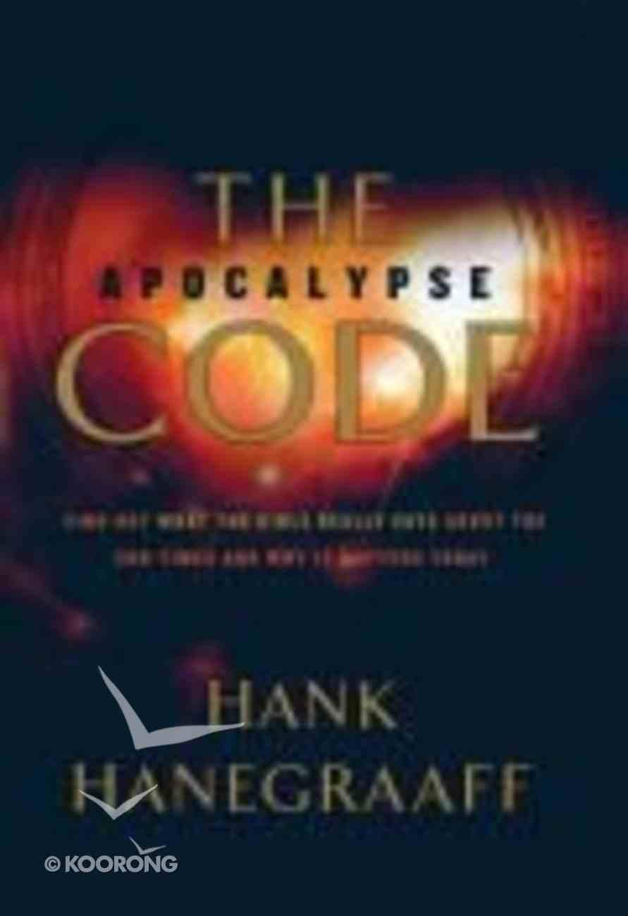 The Apocalypse Code Paperback