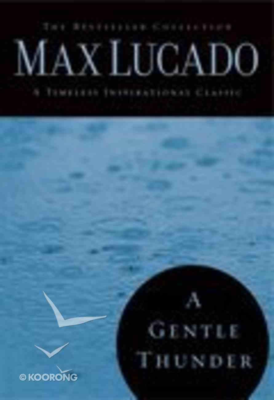 A Gentle Thunder (Bestseller Collection) Hardback