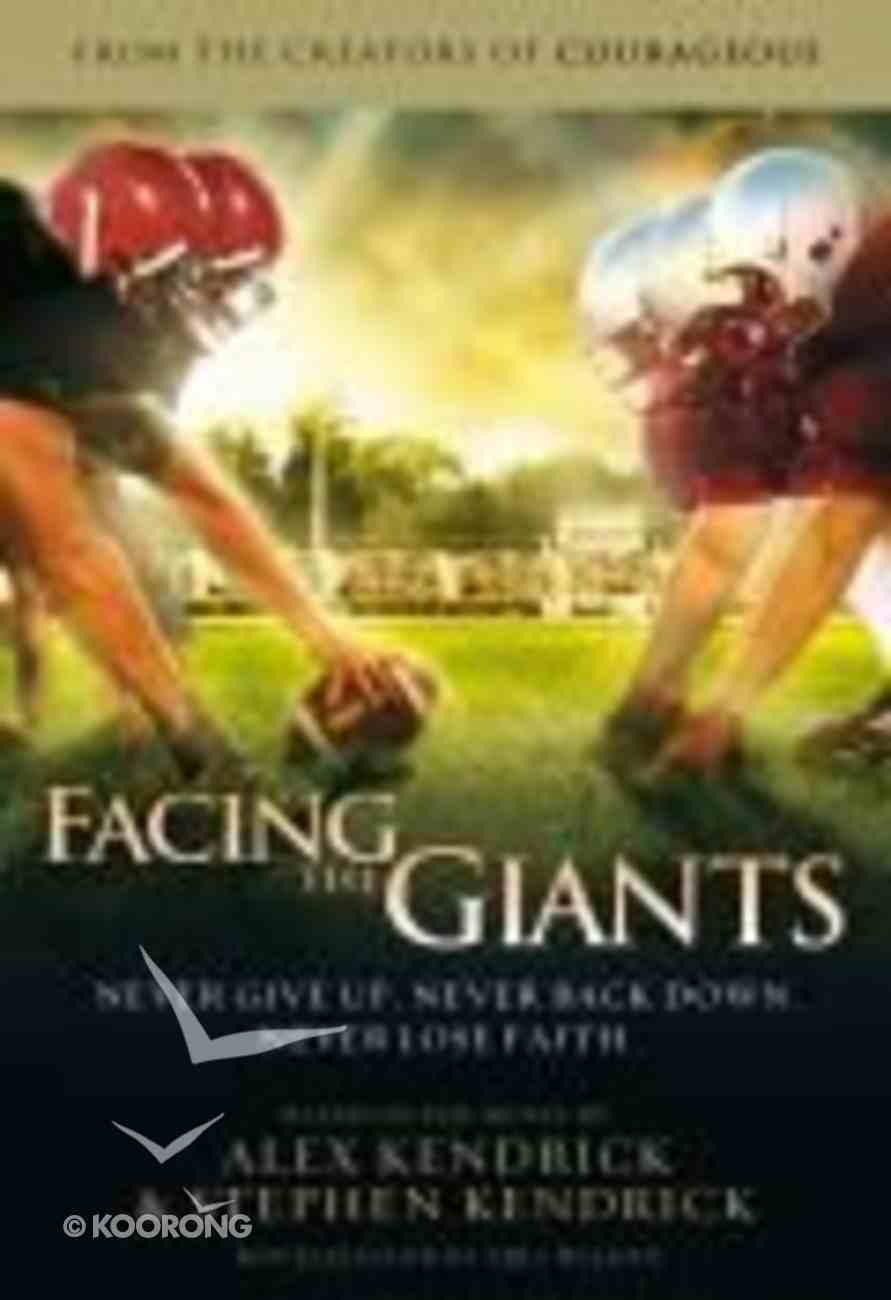 Facing the Giants Paperback