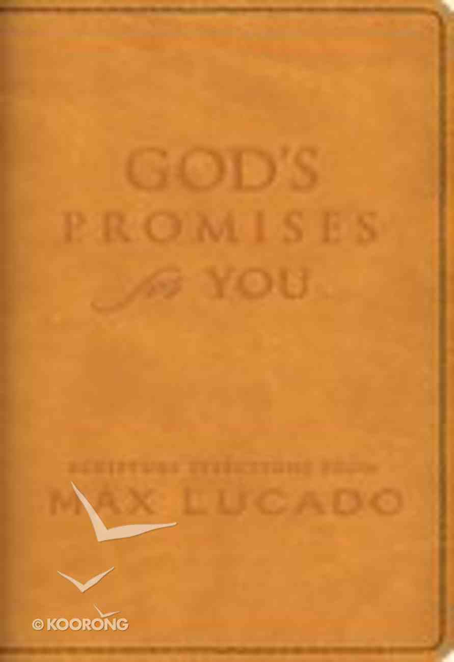 God's Promises For You Imitation Leather