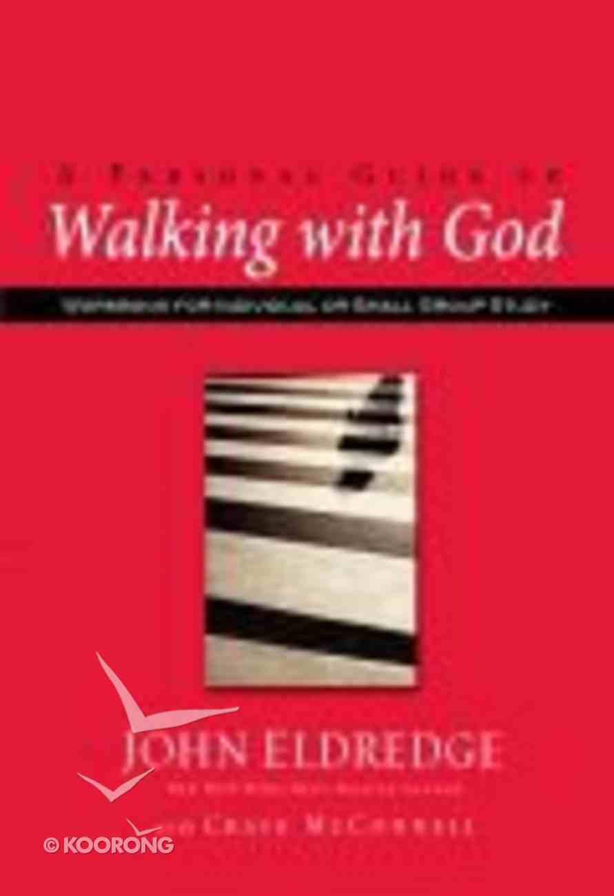 Walking With God (Workbook) Paperback