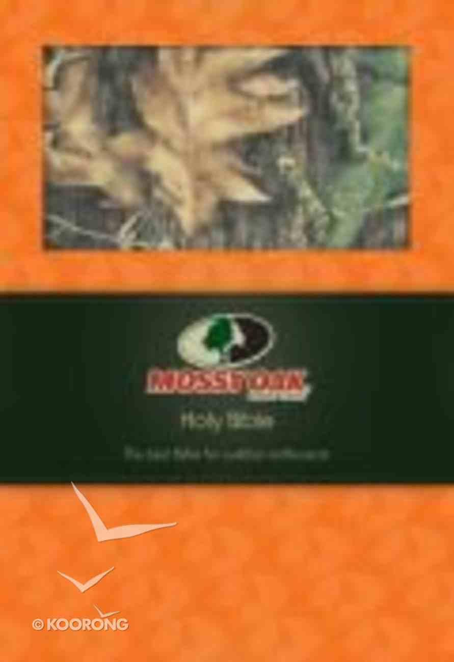 KJV Mossy Oak Ultraslim Camouflage Imitation Leather