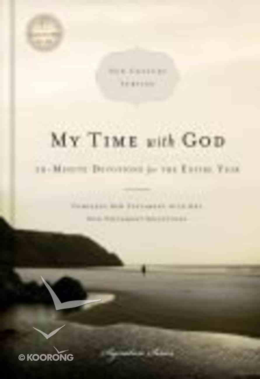 Ncv My Time With God Devotional Bible Hardback