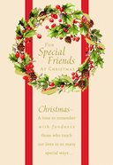 Christmas Boxed Cards: For Special Friends At Christmas (Ephesians 5:2 Niv) Box
