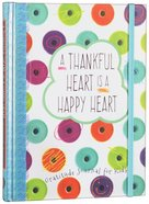 Thankful Heart Is A Happy Heart, A: Gratitude Journal For Kids image