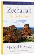 Rtbt: Zechariah - the Lord Returns Paperback