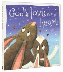 Product: God's Love In My Heart Image
