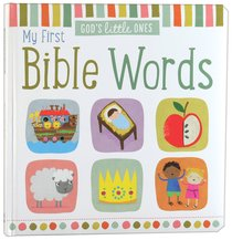 Product: God's Little Ones: My First Bible Words Image