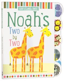 Product: God's Little Ones: Noah's Two By Two Image