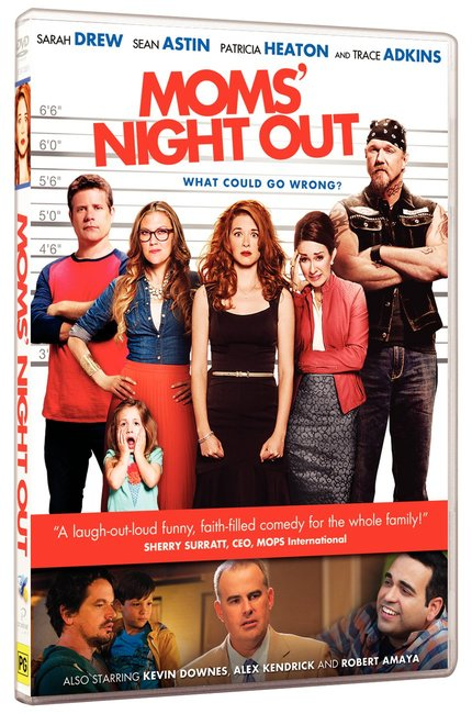 Product: Dvd Moms Night Out Ntsc Version Image