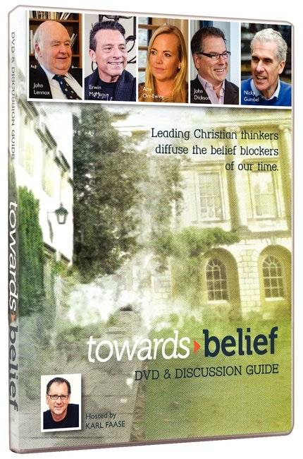 Product: Dvd Towards Belief Image