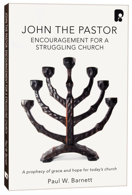 Product: John The Pastor: Encouragement For A Struggling Church Image