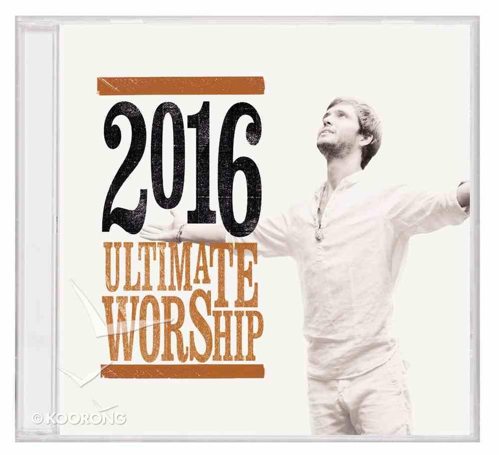 Ultimate Worship 2016 Double CD CD