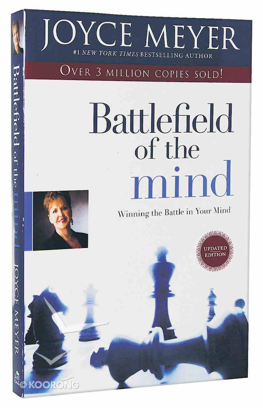 Battlefield of the Mind (And Expanded) Paperback