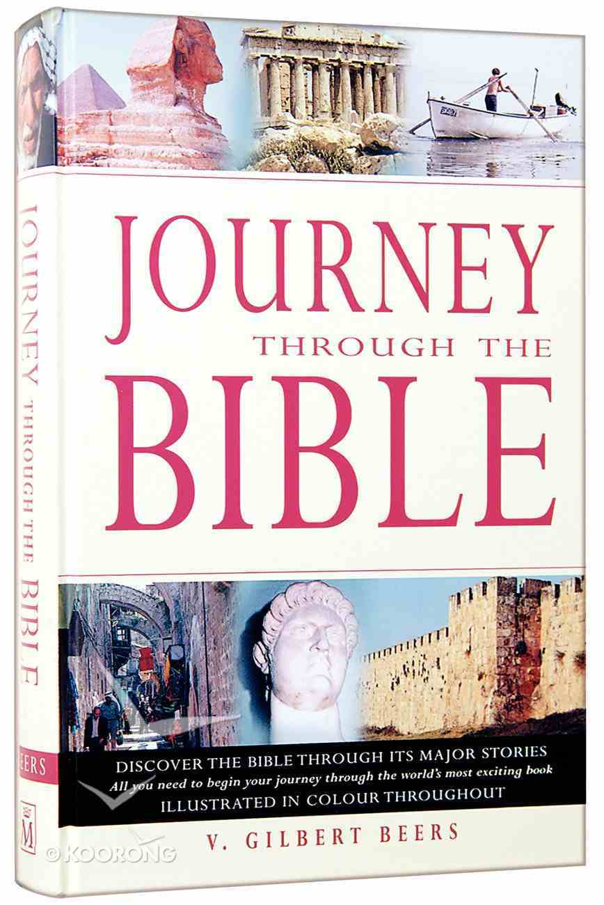 Journey Through the Bible Flexi Back