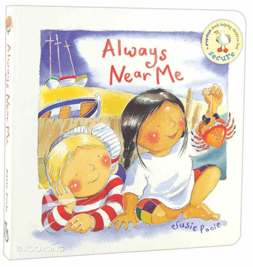 Pupfish: Always Near Me Board Book