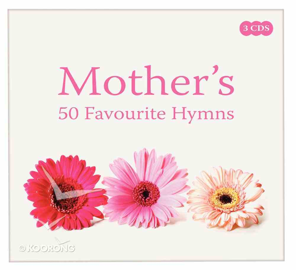 Mother's 50 Favourite Hymns Triple CD CD