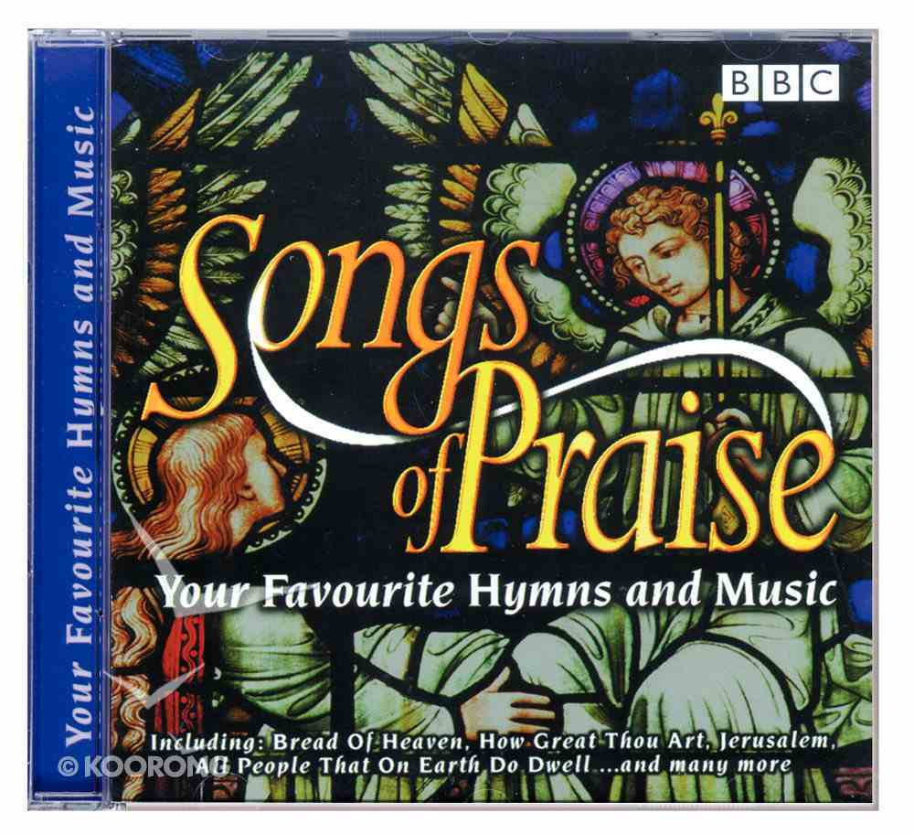 Bbc Songs of Praise: Your Favourite Hymns and Music CD
