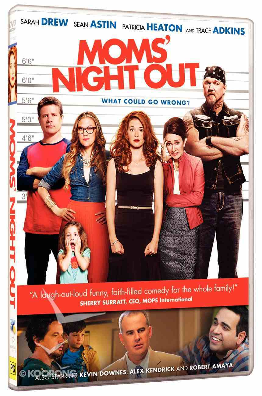 Mom's Night Out (Mums) DVD