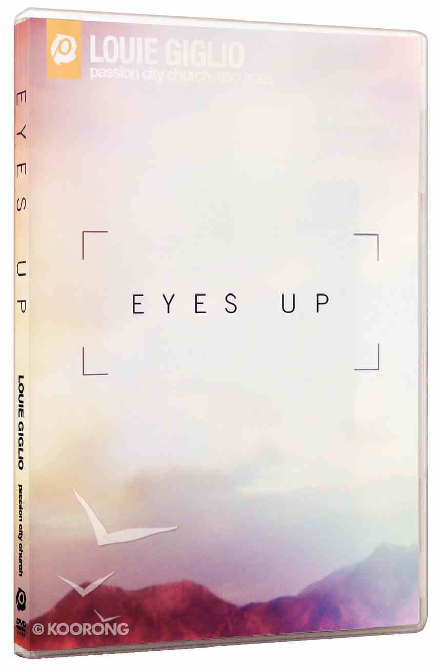 Eyes Up DVD