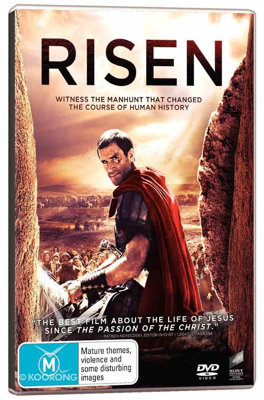 Risen Movie DVD