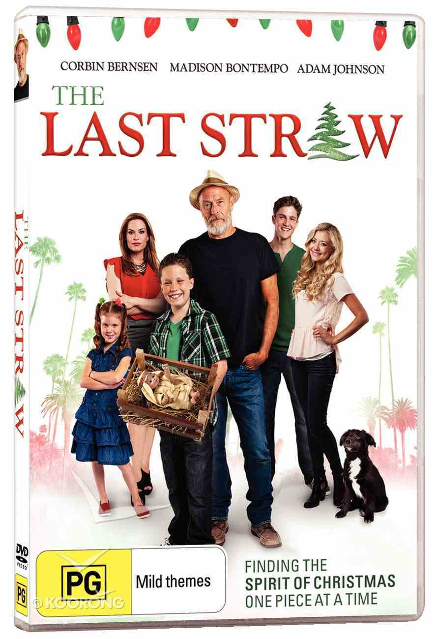 The Last Straw DVD