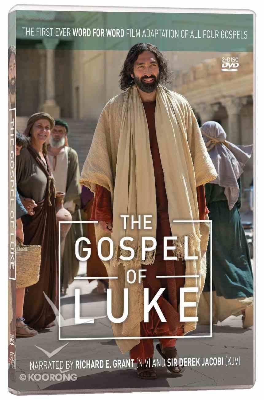 The Gospel of Luke (2 DVD) (The Lumo Project Series) DVD