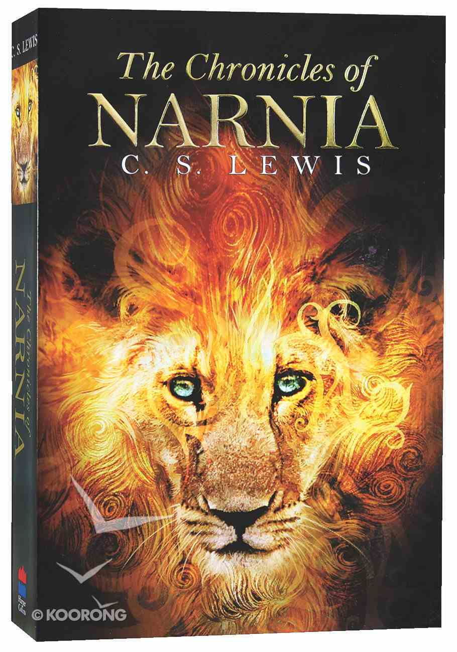 The Chronicles of Narnia (Adult Readers Edition) (Chronicles Of Narnia Series) Paperback