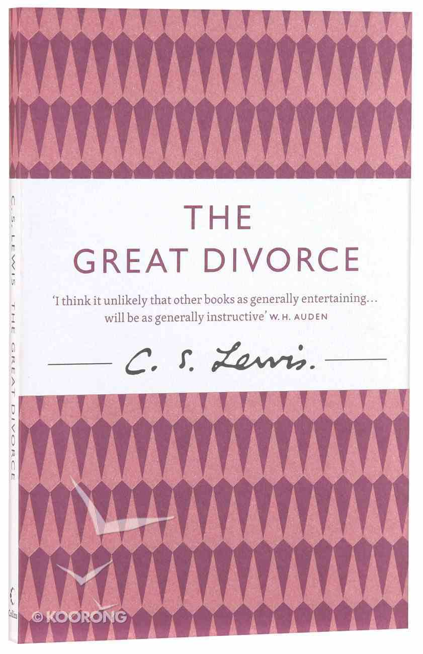 The Great Divorce Paperback