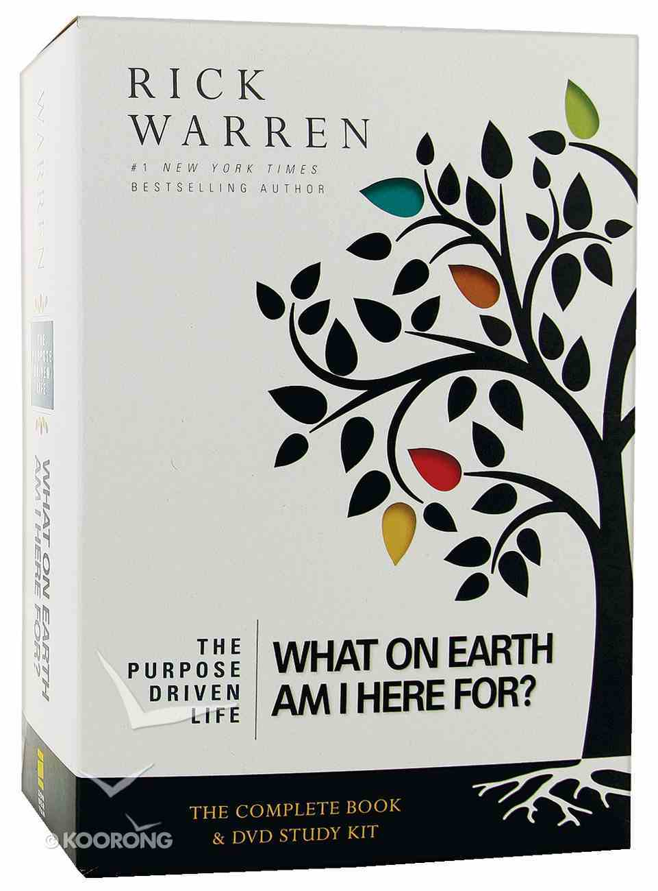 What on Earth Am I Here For? (Curriculum Kit) (The Purpose Driven Life Series) Pack