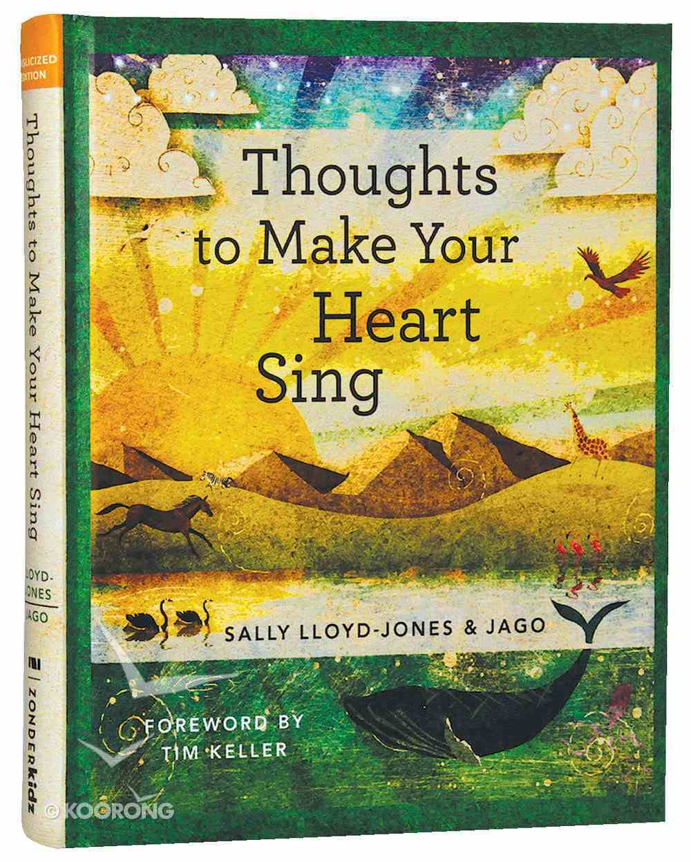 Thoughts to Make Your Heart Sing (Anglicised Edition) Hardback