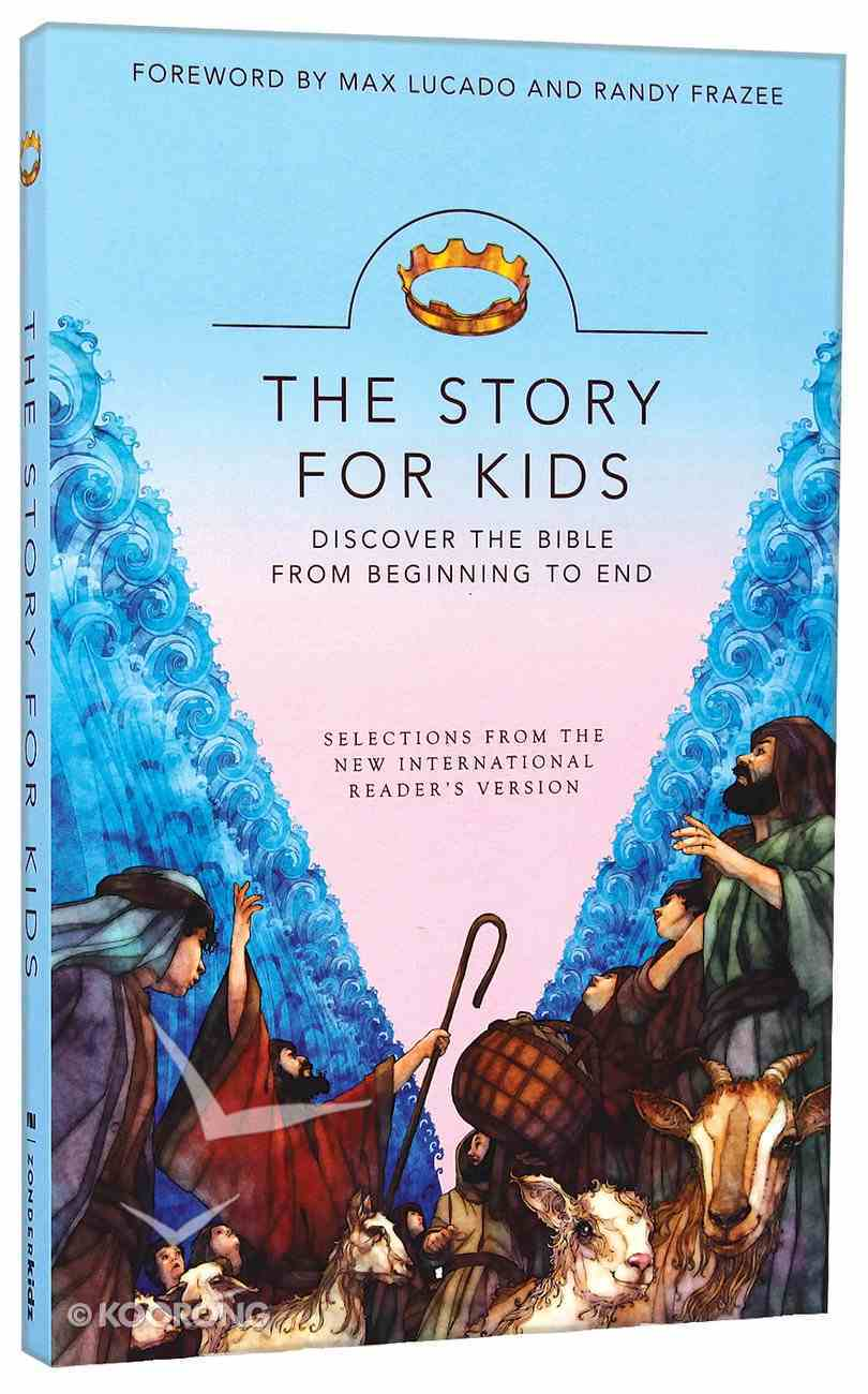 NIRV Story For Kids Bible Paperback
