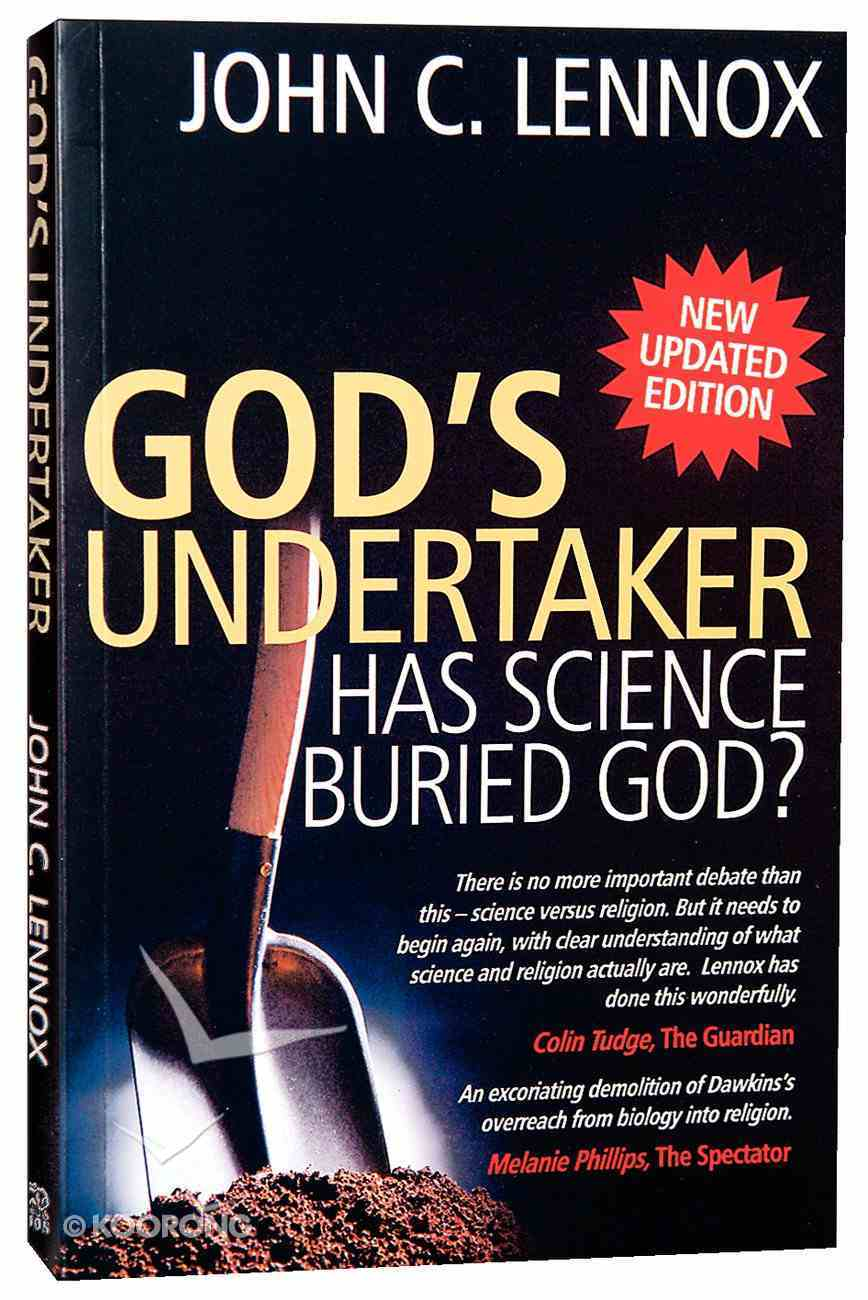 God's Undertaker: Has Science Buried God? Paperback