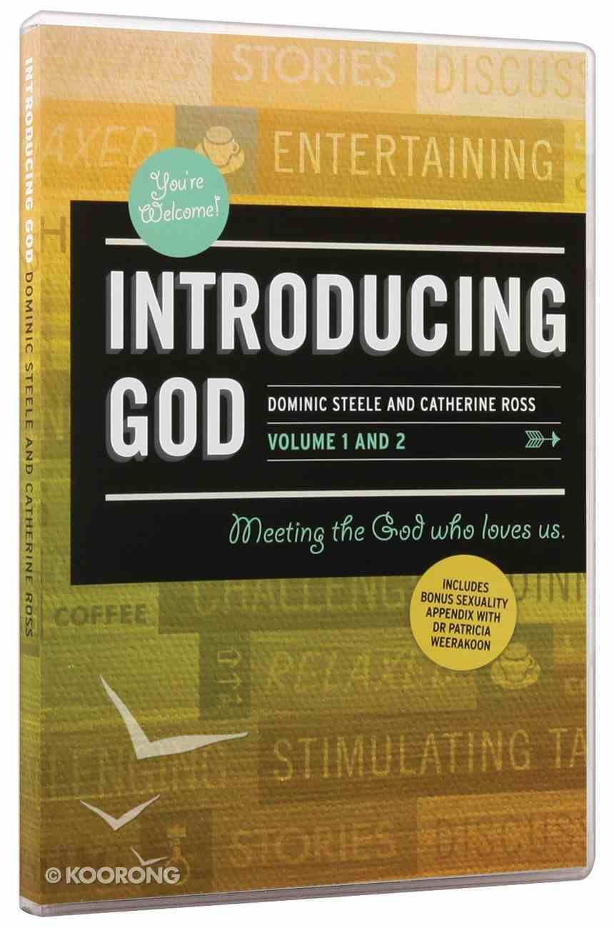 Introducing God Course (Dvd's) DVD
