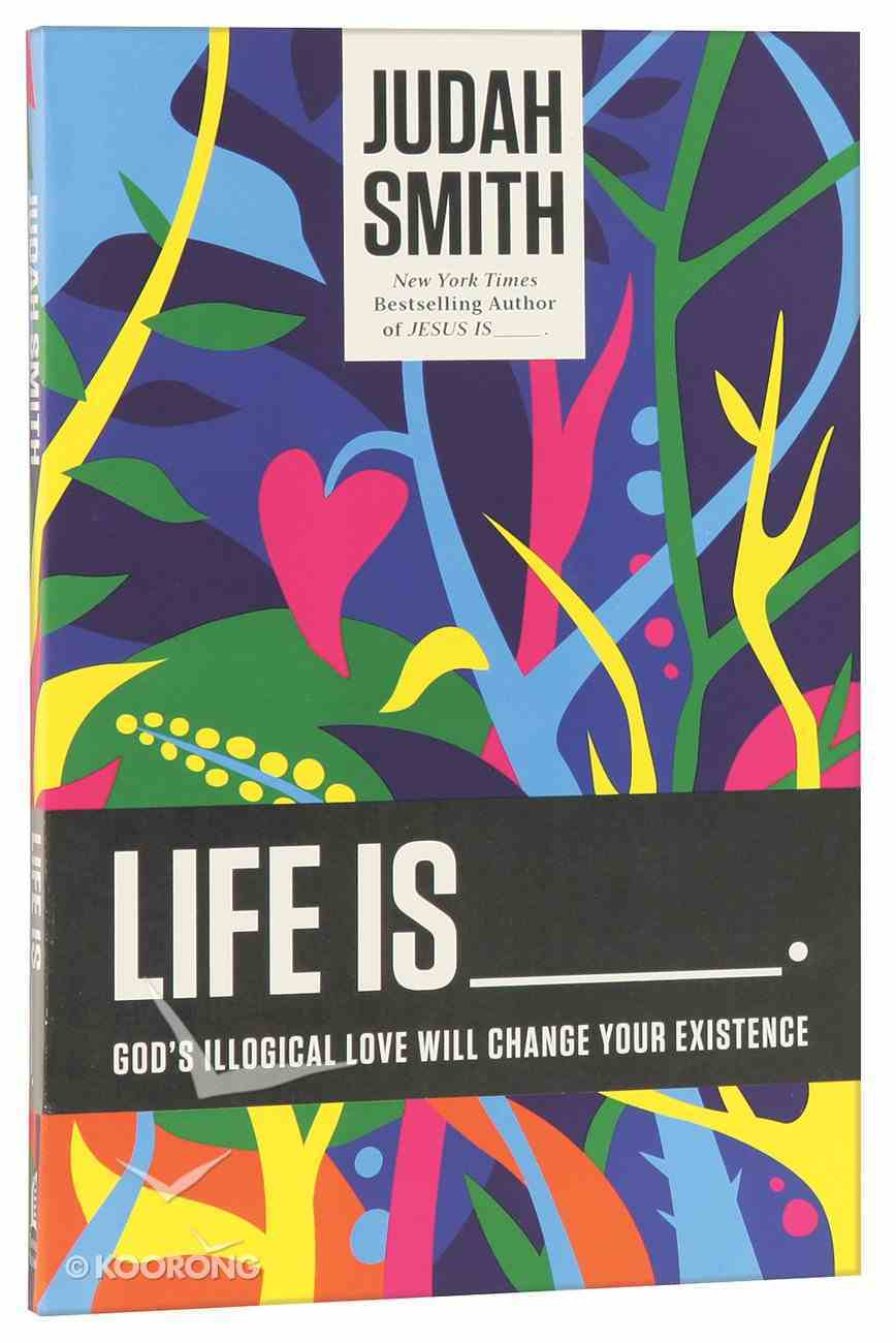 Life is _____. Paperback