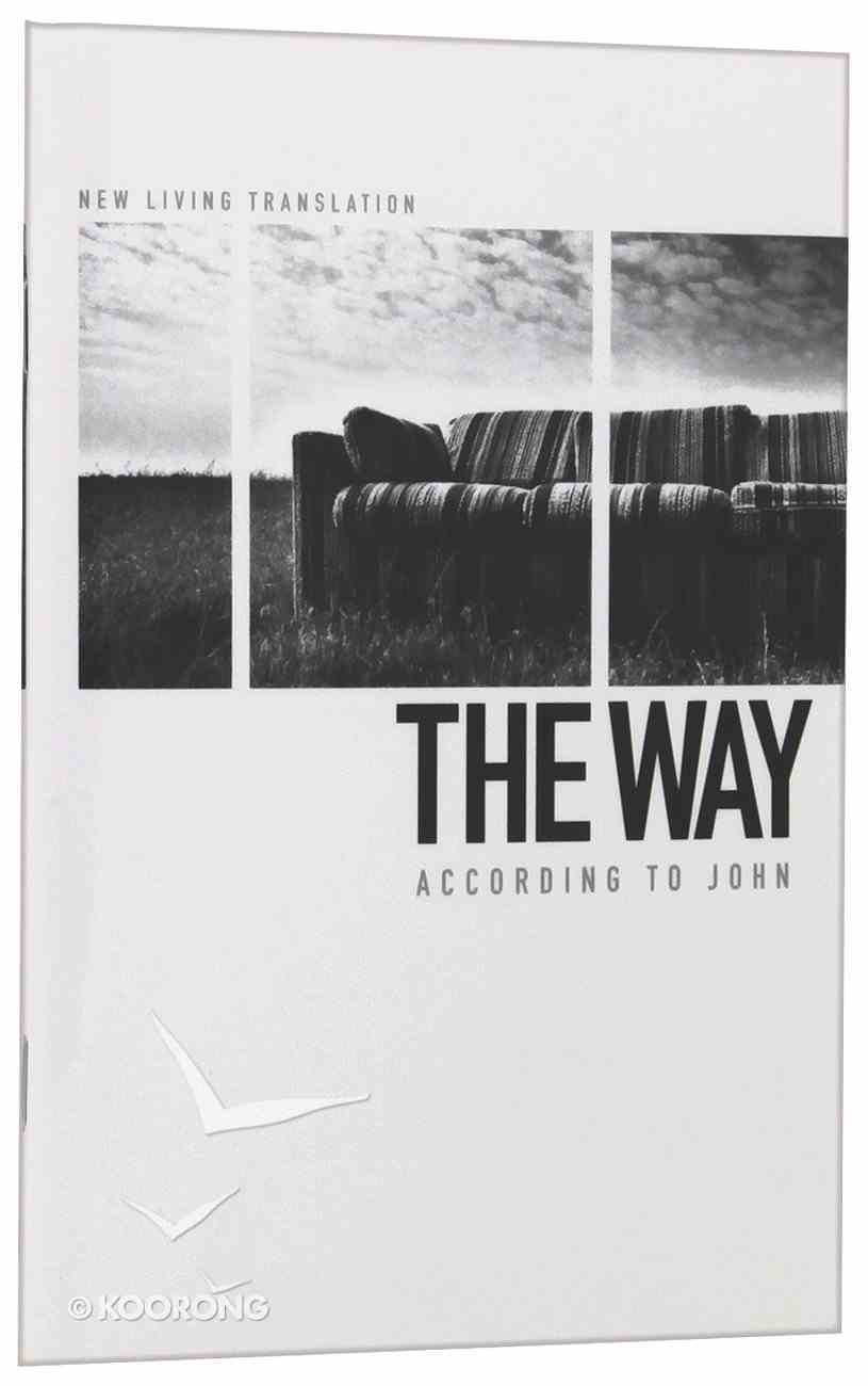 NLT the Way Gospel of John Paperback