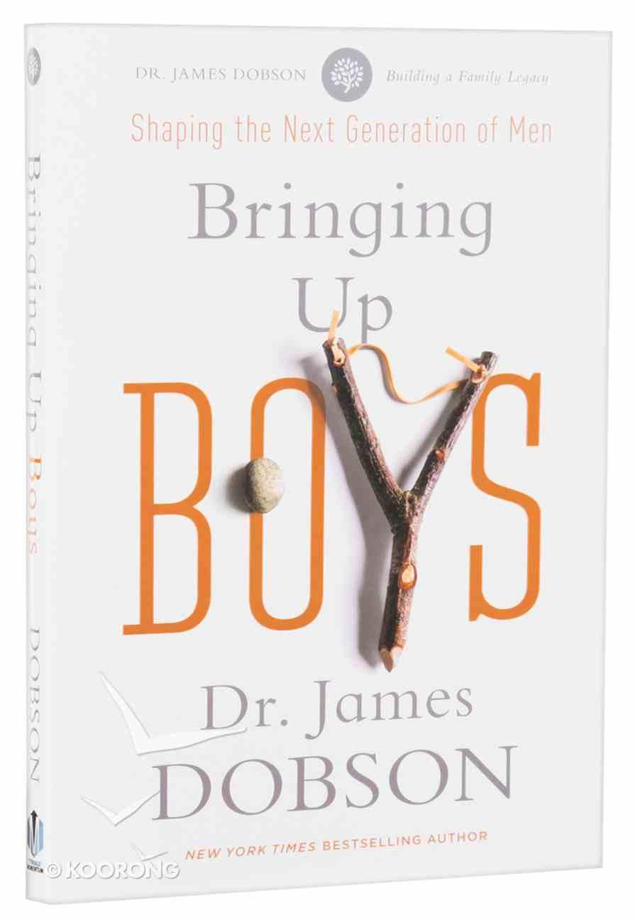 Bringing Up Boys Paperback