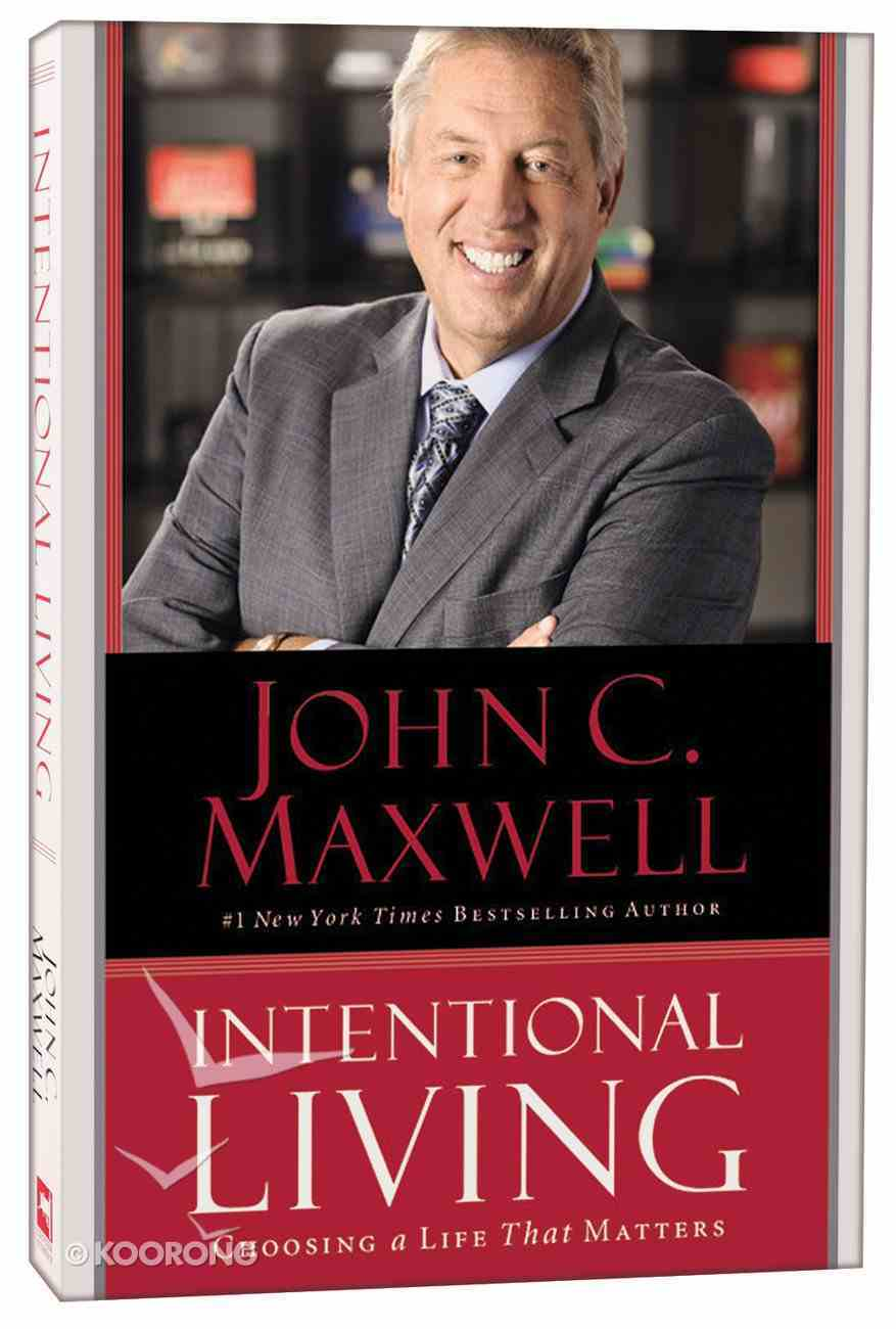 Intentional Living Paperback