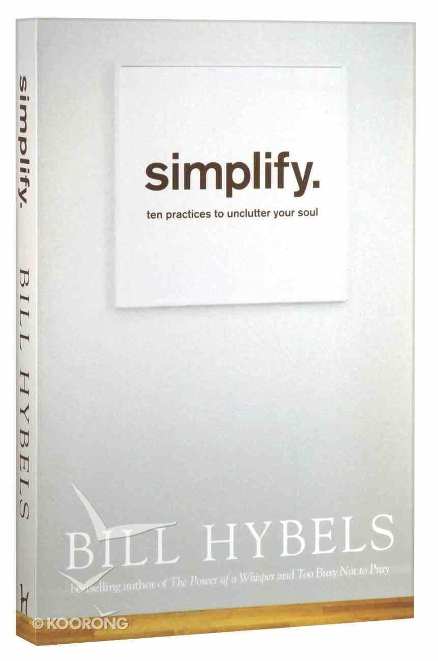 Simplify Paperback