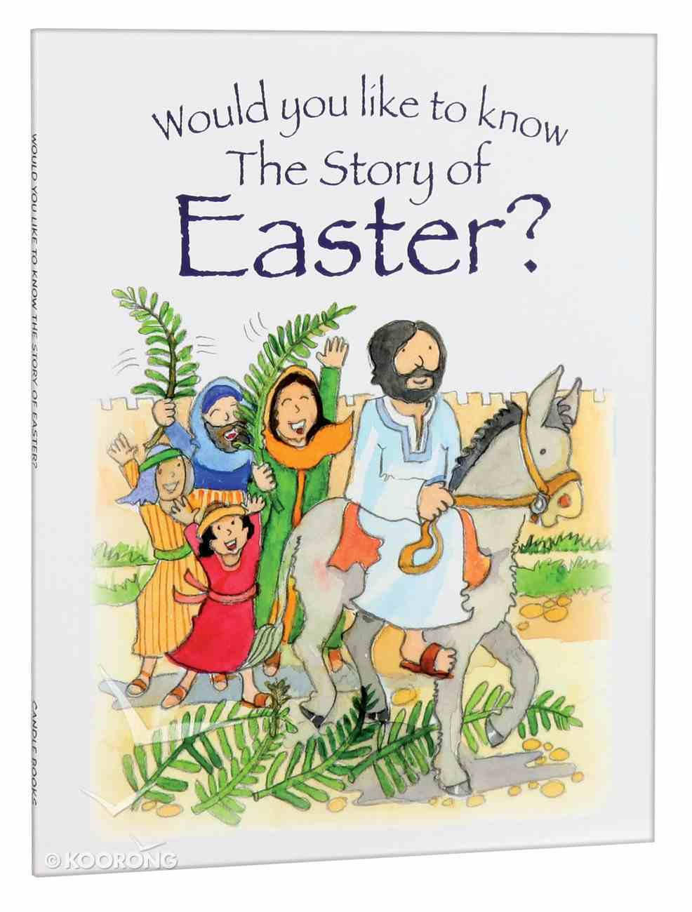 The Story of Easter? (Would You Like To Know... Series) Paperback