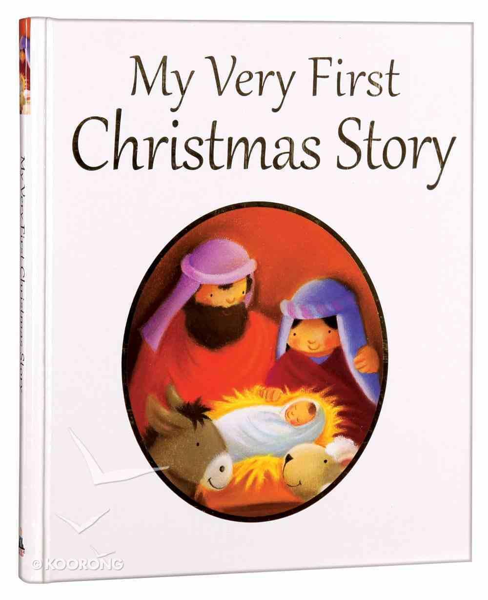 My Very First Christmas Story Hardback