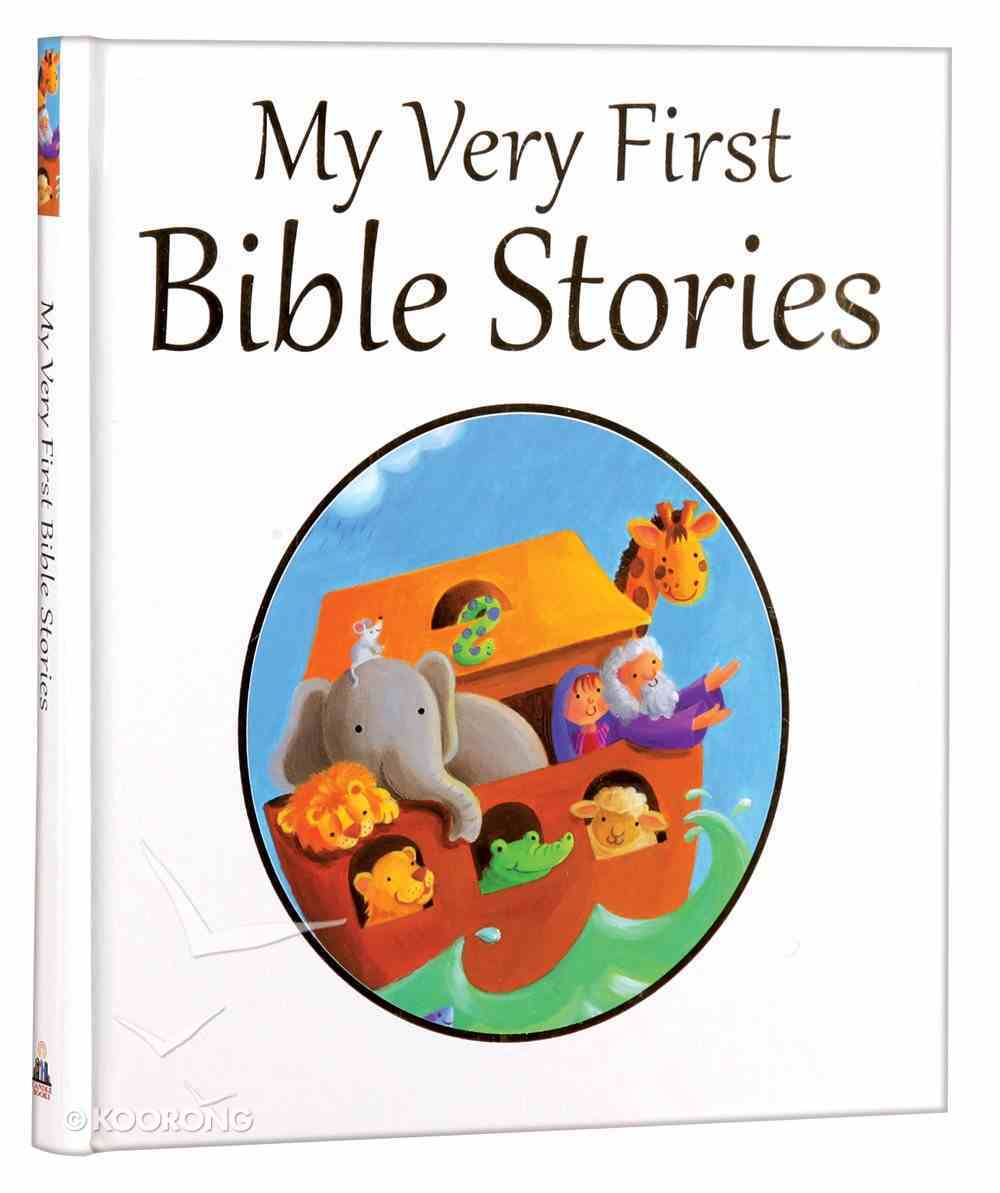 My Very First Bible Stories Hardback